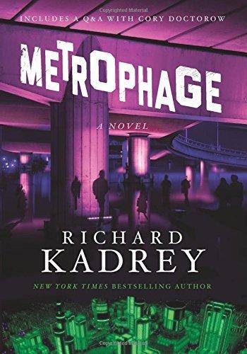 [DEAD SET: A Novel] [Richard Kadrey] [November, 2014]