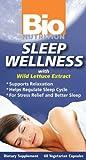 Bio Nutrition Inc Sleep Wellness, 60 VEG CAPS