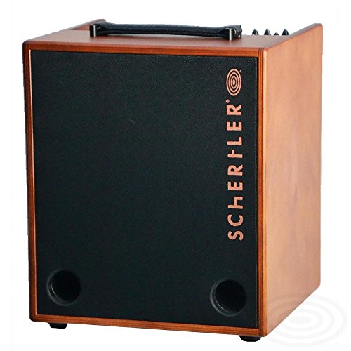 Read About Schertler JAM 200W Amplifier with Wood Finish