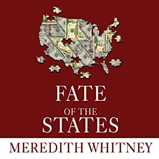Fate of the States audiobook cover art