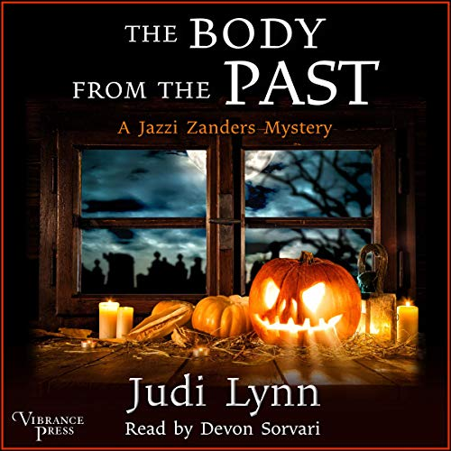 The Body from the Past: A Jazzi Zanders Mystery, Book 5