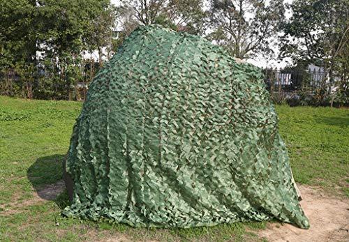XUZg-wFence - Red de sombra de tela Oxford de camuflaje Neto, desierto, madera/ocano/verde camuflaje para la decoracin exterior de actividades militares, Hiding Net Sunscreen tejido oculto Jungle, c, 8Mx8M