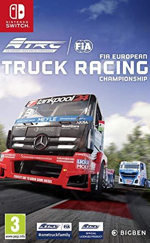 Fia Truck Racing Championship NSW [