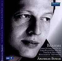 ブラームス:ピアノ作品第5集 (Complete Works for Solo Piano Vol. 5)