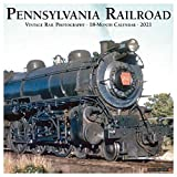 Pennsylvania Railroad 2021 Wall Calendar