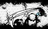 39inch x 24inch/98cm x 60cm Soul Eater Silk Poster