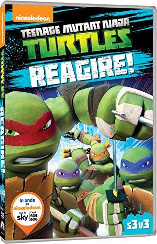 Teenage Mutant Ninja Turtles: Reagire! (DVD)