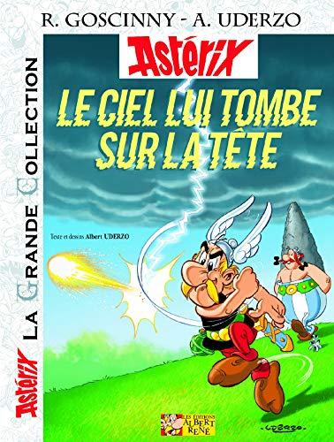 Astérix La Grande Collection - Le Ciel lui tombe sur la tête - N°33