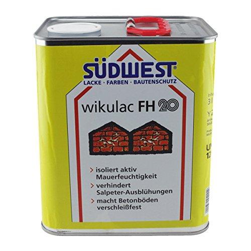 Südwest Wikulac FH 20 Isolier-Imprägnierung 3 Liter
