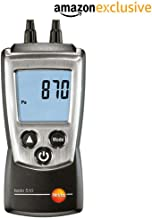 Testo 510 Portable Differential Pressure Indicator Along with Calibration Certificate