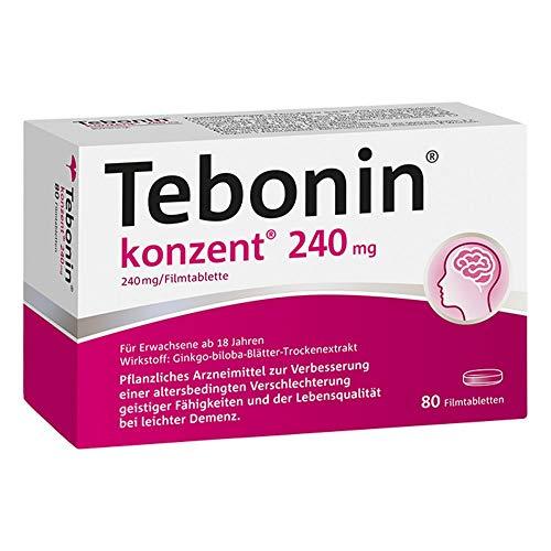 Tebonin konzent 240 mg, 80 St