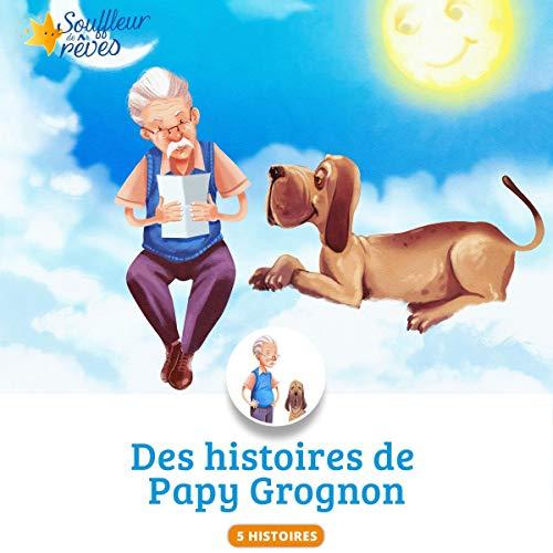 Couverture de Papy Grognon