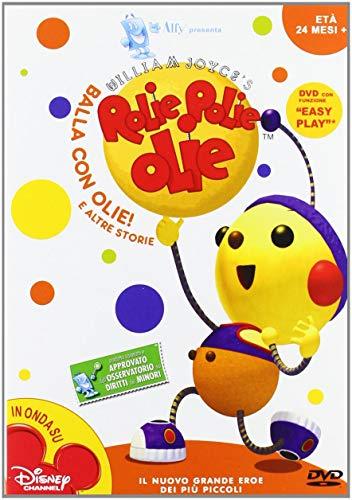 Rolie Polie Olie - Balla con Olie e altre storieVolume04 [IT Import]