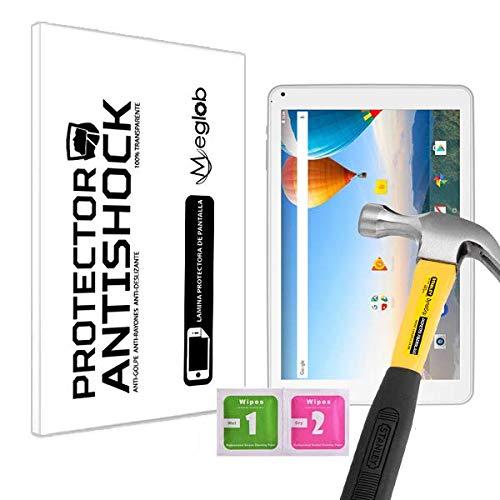 Protezione Schermo Antiurto infrangibile AntiGraffio Compatibile con Tablet Archos 101c Xenon