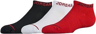 AIR JORDAN JUMPMAN NO SHOW SOCKS 3 PACK - BOYS' GRADE SCHOOL