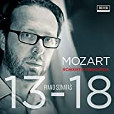 MOZART/ SONATE PER PIANOFORTE N. 13-18