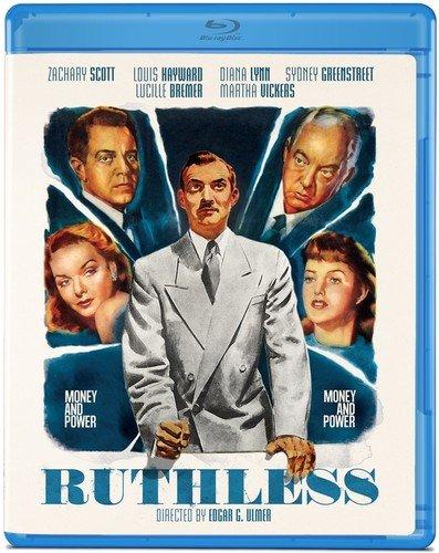 Ruthless [Blu-ray] -  Edgar G. Ulmer, Zachary Scott