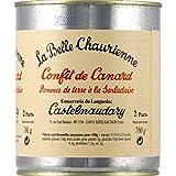 La Belle Chaurienne Confit de canard pommes de terre à la sarladaise - La boite de 780g