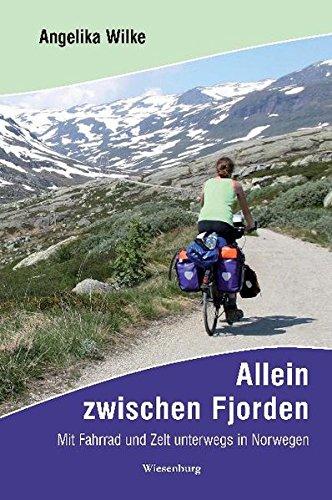Allein zwischen Fjorden: Mit Fahrrad und Zelt unterwegs in Norwegen