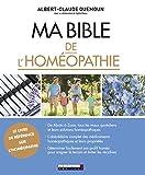 Ma bible de l'homéopathie (SANTE/FORME)