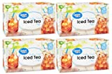 Great Value Iced Tea Bags, Gallon Sized, 24 oz, 24 Count (Pack of 4)