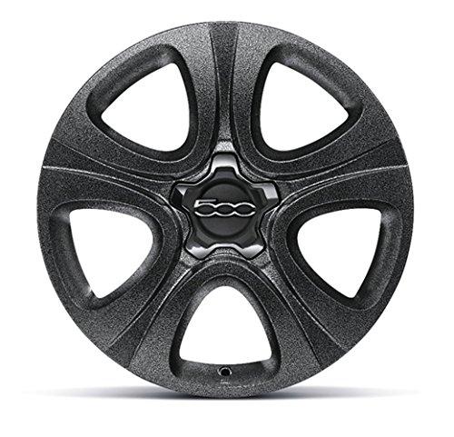 'Fiat 500x 18Llantas de metal ligero/aluminio Llantas/Juego De Llantas Urban acabado negro