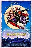 HOCUS POCUS (1993) Original Authentic Movie Poster 27x40 - Double-Sided - Bette Midler - Sarah Jessica Parker - Kathy Najimy