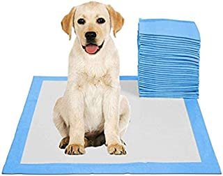 Pet Training and Puppy Pads Pee Pads, Disposable Absorbent for Dogs Count Super Absorbent & Leak-Proof (60×60cm)