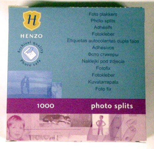 Henzo Photo splits - Adesivi 1000
