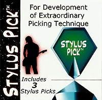 スタイラスピック(STYLUS PICK 赤) × 3枚セット