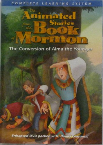 The Conversion of Alma the Younger Animated Stories From the Book of Mormon