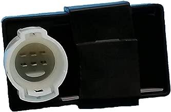 Triumilynn Hight Performance CDI Box Fits for Honda ACT 110 / ATC 200M / ATC 200X / ATC 200S / ATC250R / TRX200 1984-1985 Replace #30400-965-010 30401-KE4-651 30410-964-003 30410-964-671 New Z7
