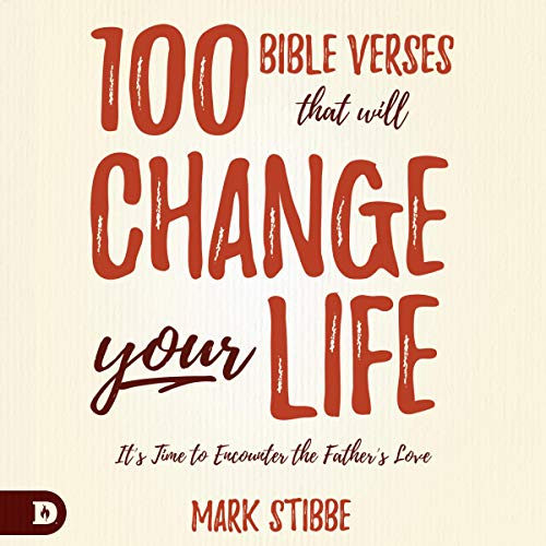 Couverture de 100 Bible Verses That Will Change Your Life