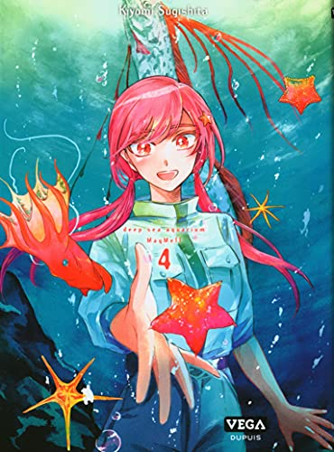 Deep sea aquarium Magmell - Tome 4