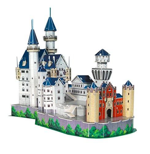 Simba 106130598 - 3D Puzzle Neuschwanstein