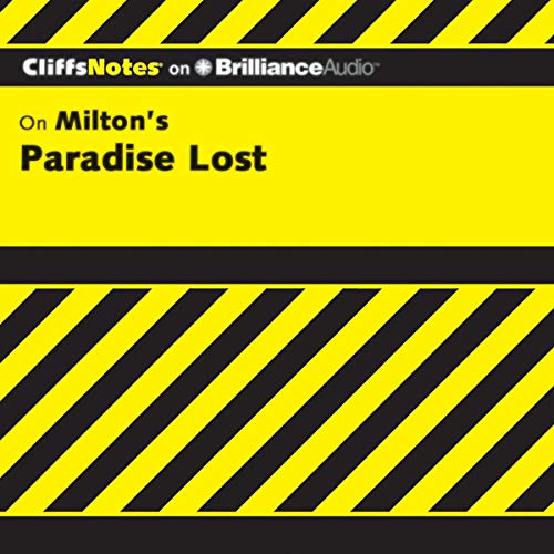 Paradise Lost: CliffsNotes cover art