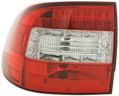 FK Automotive FKRLXLPO010001 LED Feux arrière, Rouge