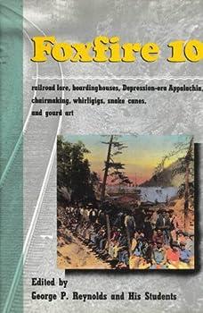 Hardcover Foxfire 10 Book