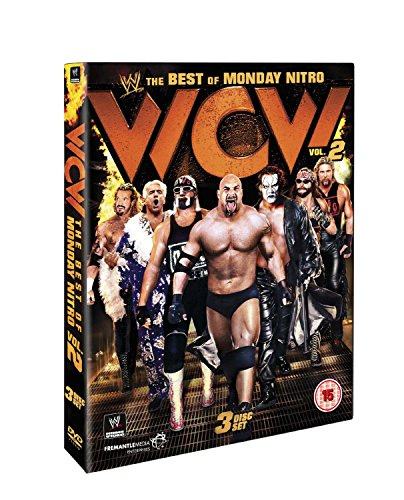 WWE: The Best Of WCW Monday Night Nitro - Vol.2 [DVD] [UK Import]