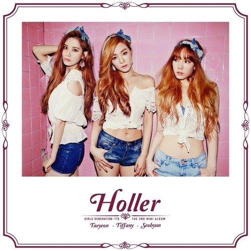 Holler (2nd Mini Album)