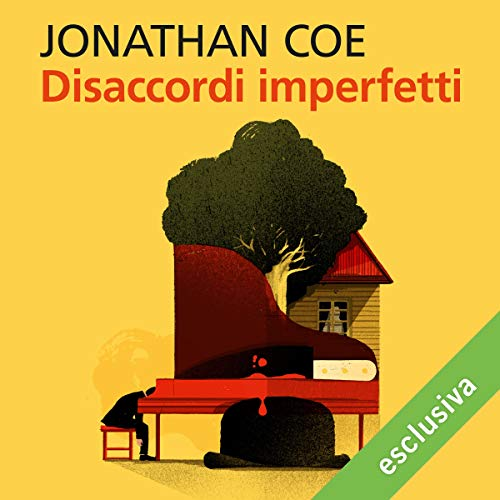 Disaccordi imperfetti audiobook cover art