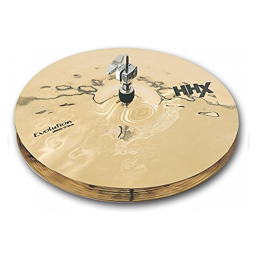 Price comparison product image Sabian 14-Inch HHX Evolution Hi-Hat Brilliant Finish Cymbals