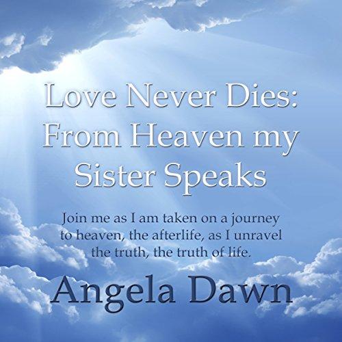 Love Never Dies audiobook cover art