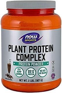 Now Foods Now Foods- Complejo De Proteína De Planta Sabor Chocolate-mocha 6 Pounds, color Chocolate Mocha, 6 pound, pack of/paquete de 1