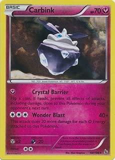 Pokemon - Carbink (68) - XY Flashfire - Holo