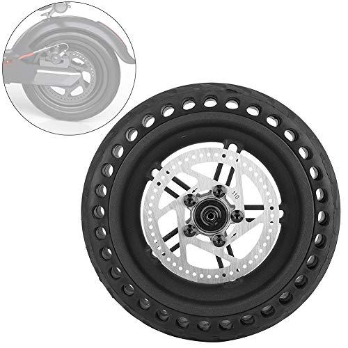 T best Juego de neumáticos de Cubo de Rueda Trasera para Scooter eléctrico Xiaomi Mijia M365