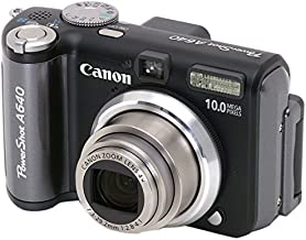 Best canon a640 camera Reviews
