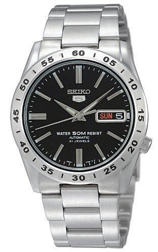 [セイコーインポート] 腕時計 セイコーimport SNKE01JC 逆輸入品 シルバー