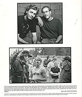 Prefontaine 1997 Steve James Peter Gilbert Jared Leto Press Photo MBX 15