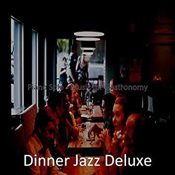 Piano Solo - Music for Gastronomy